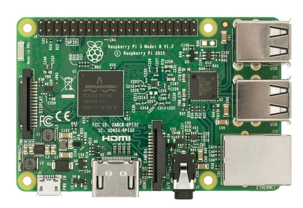 Raspberry-Pi-3-Flat-Top